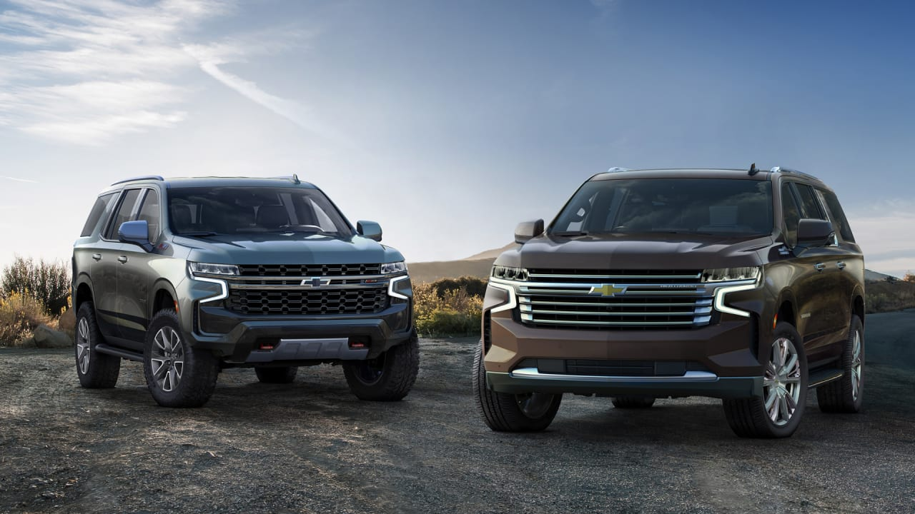 gm 2021 chevrolet suburban suv is bigger than some bedrooms
