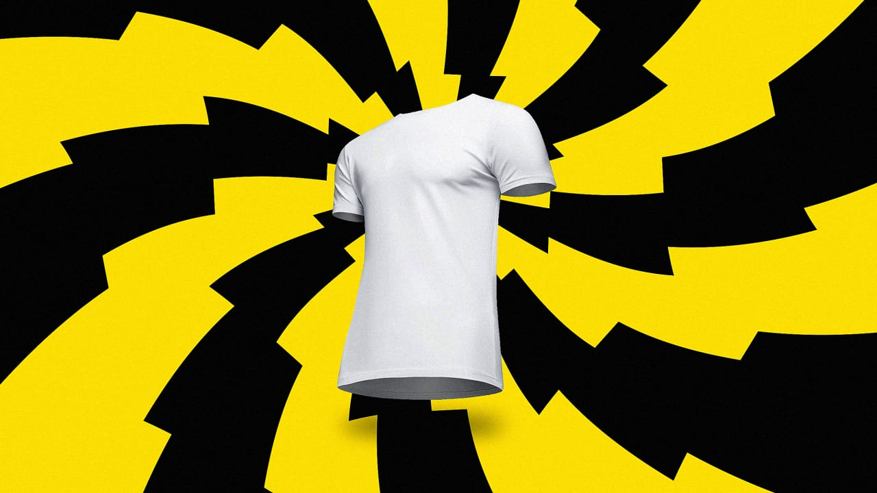 This T-shirt uses your body heat to generate electricity thumbnail