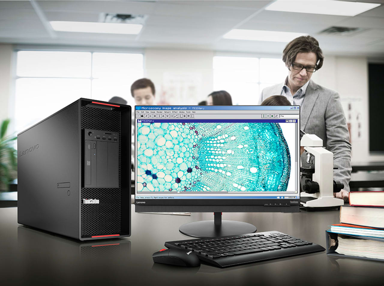 Thinking inside the box: How Lenovo is reimagining the desktop workstation