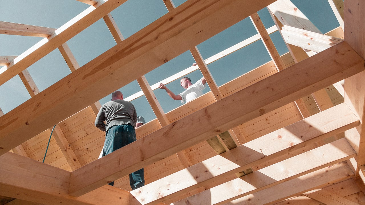 Building with timber instead of steel could help pull millions of tons of carbon from the atmosphere
