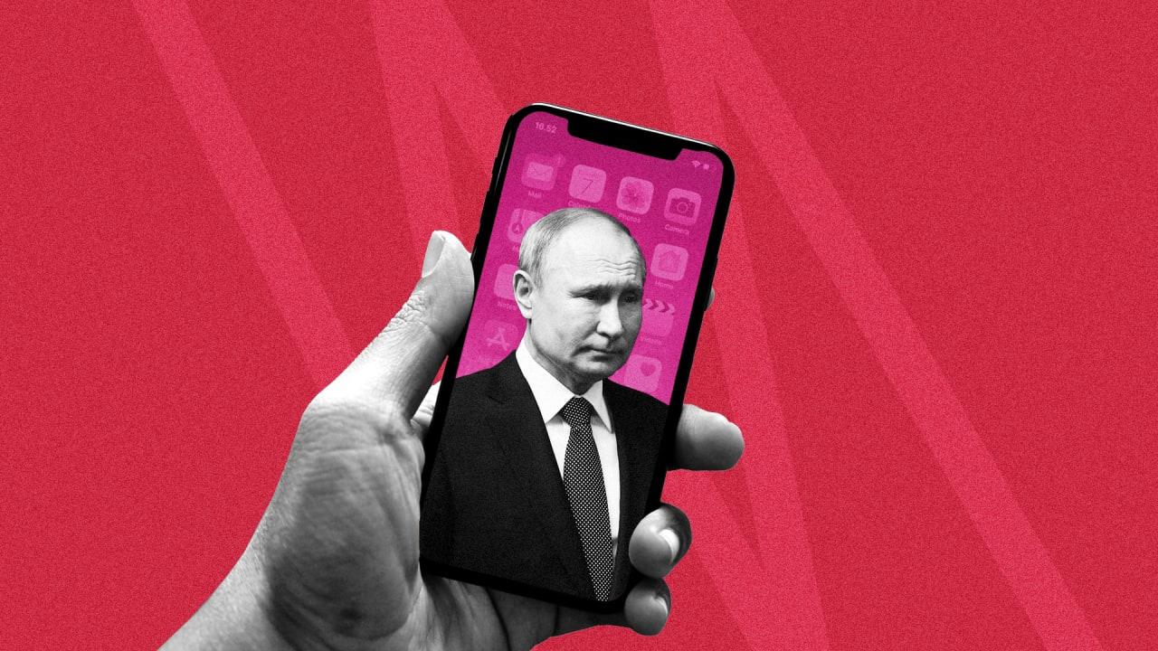 Apple has a Vladimir Putin problem