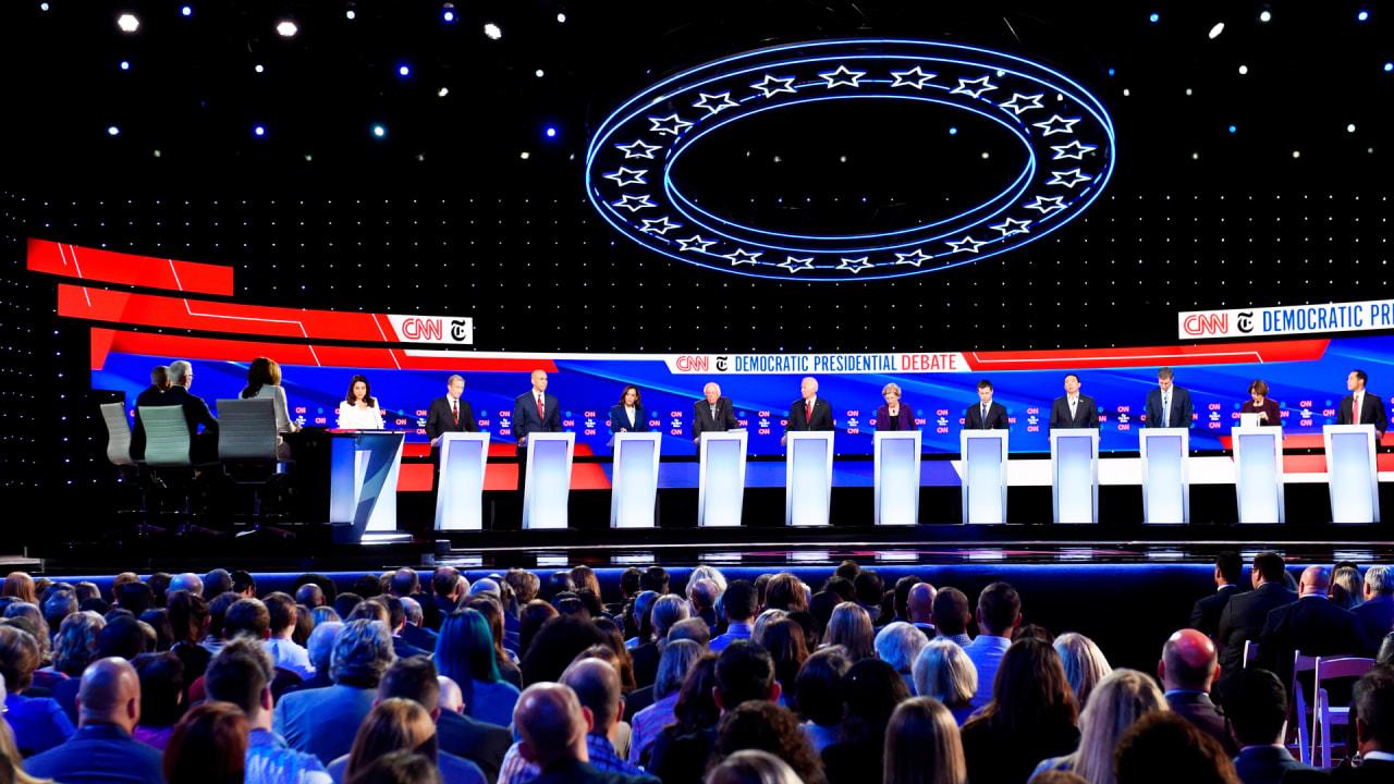 democratic debate - photo #3