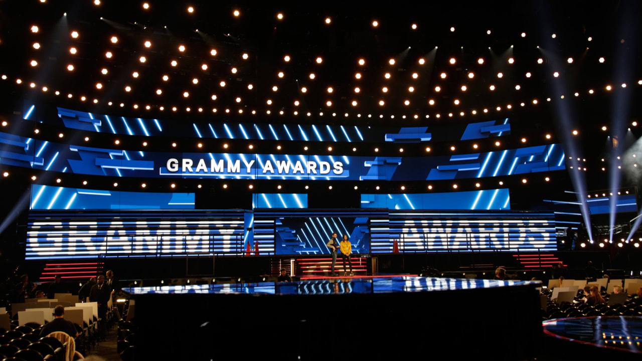 Grammys Livestream