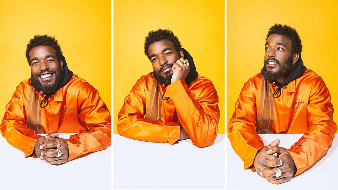 How a 6-year hiatus led to R&B singer Luke James's creative emancipation