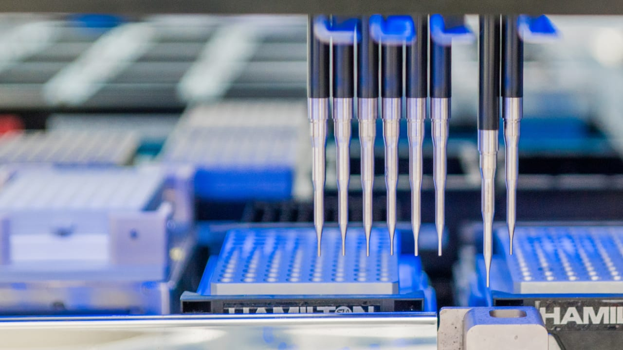This tech quickly searches your blood for more than 1,400 pathogens