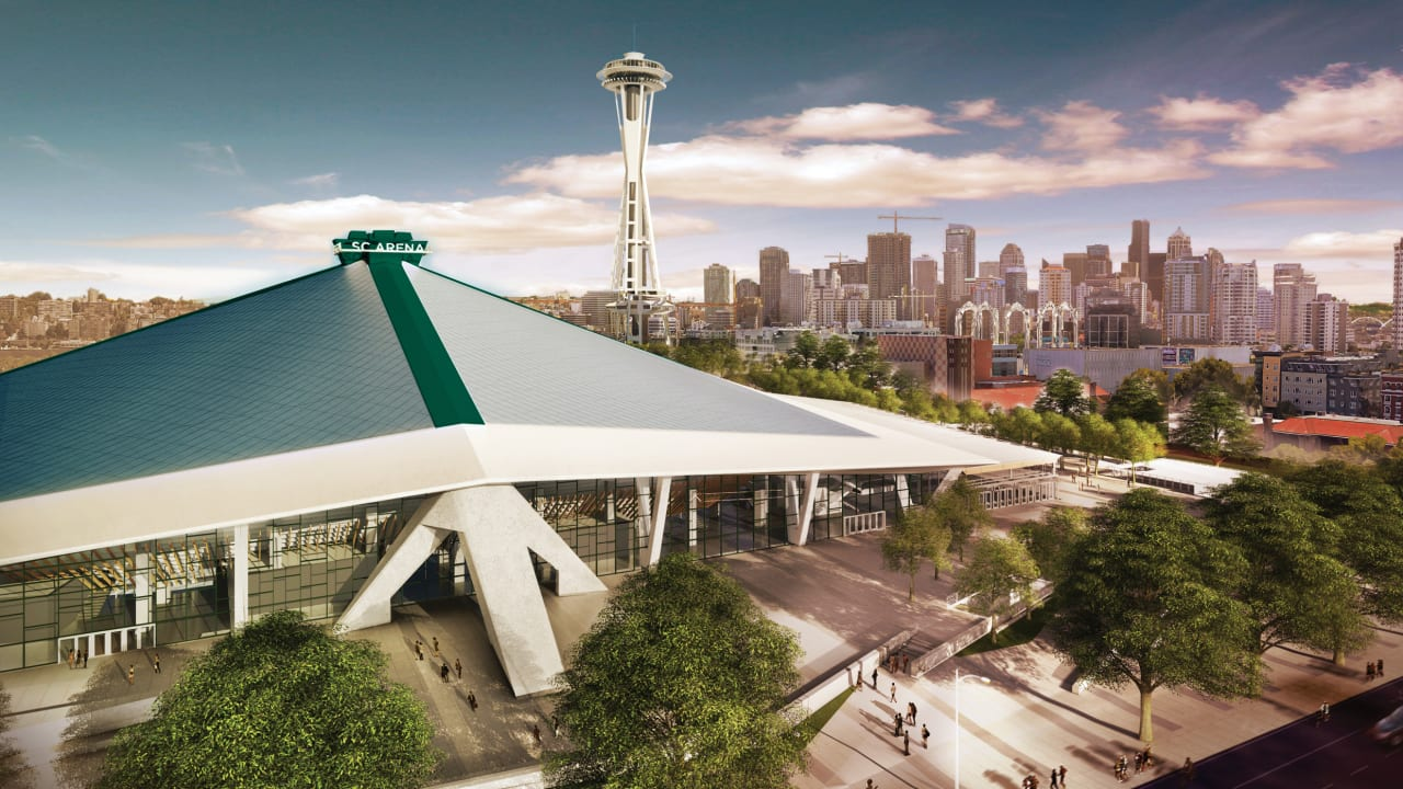 Seattle's new NHL team will give fans free public transit to get to games