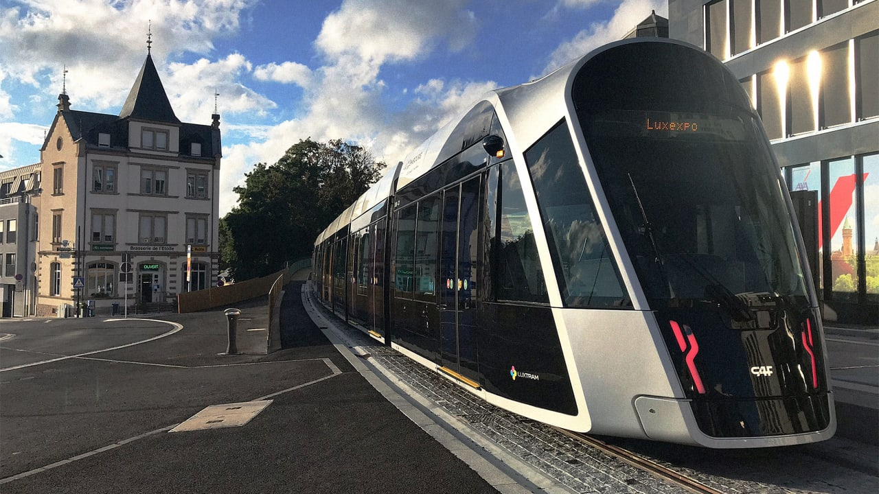 Public transport will now be free in Luxembourg