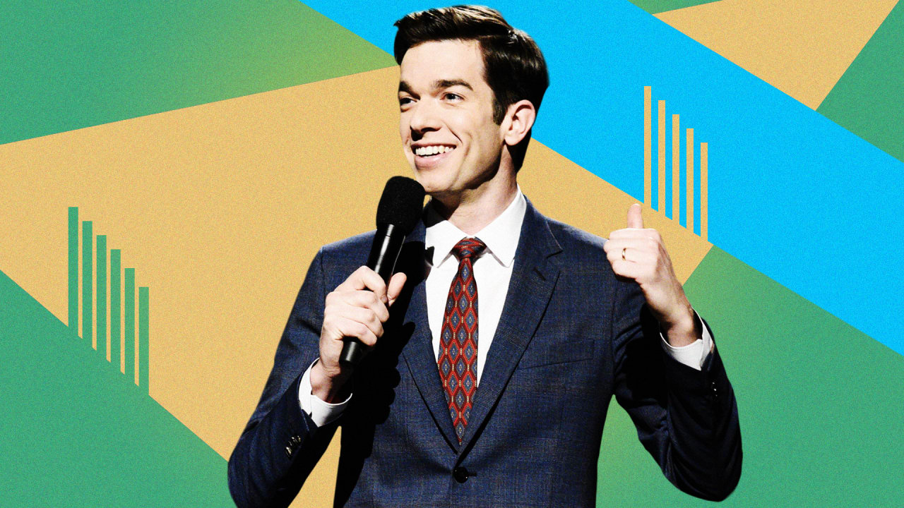 A pitch for 'SNL': Make John Mulaney the permanent host