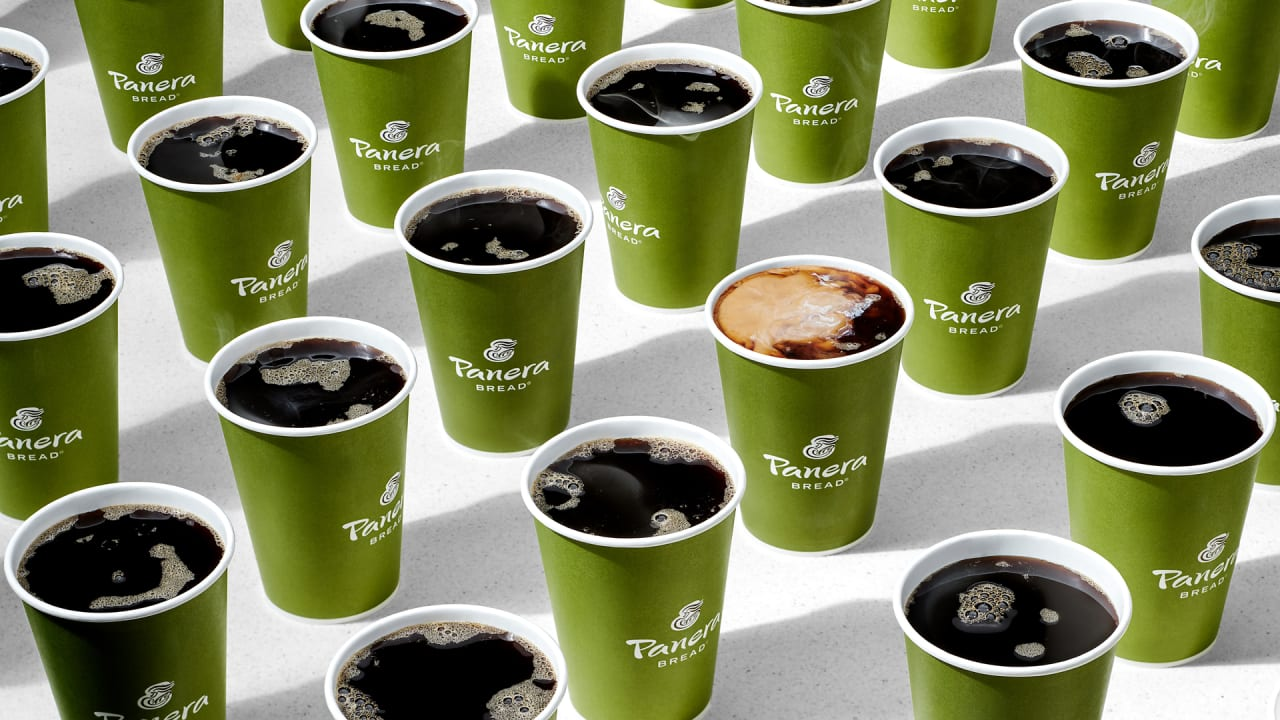 Panera debuts $9/month unlimited coffee and tea subscription