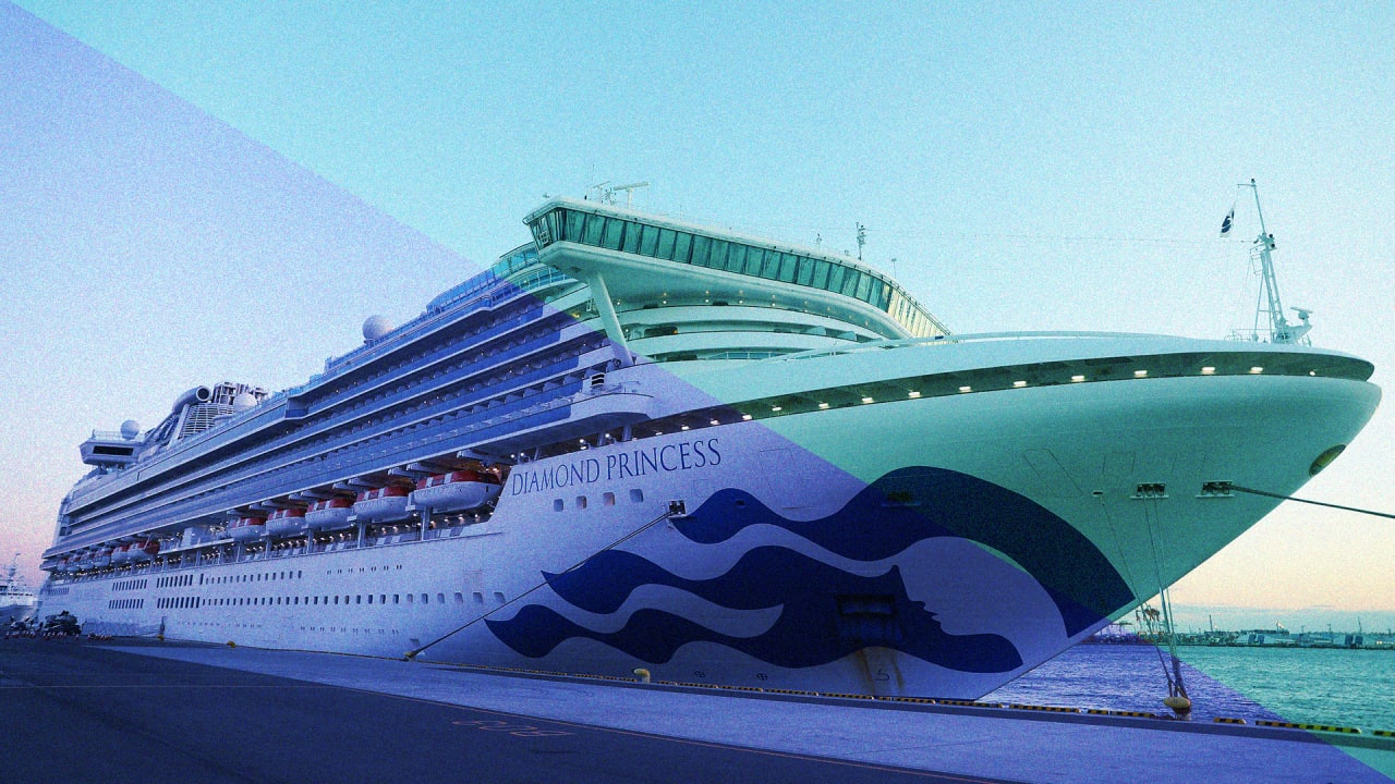 Coronavirus cruise ship hell devolves into total nightmare from New Jersey to Japan