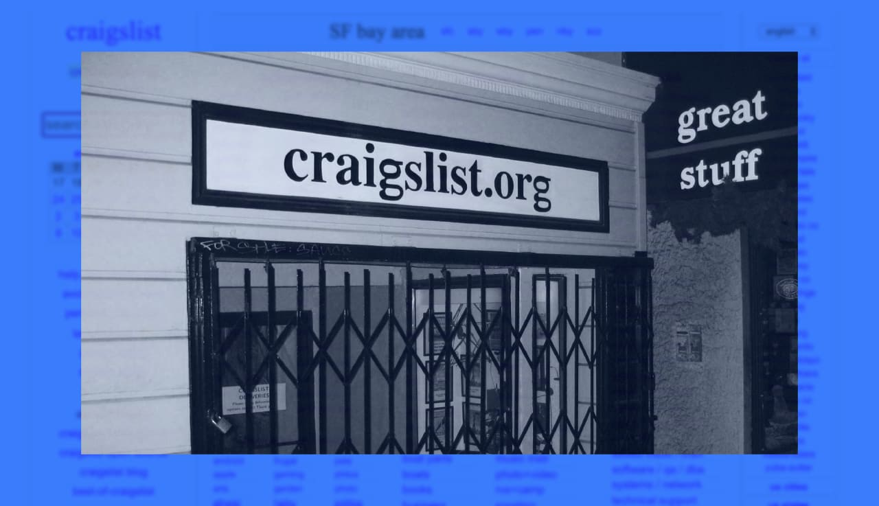 At 25, Craigslist is a survivor of the more democratic web we lost