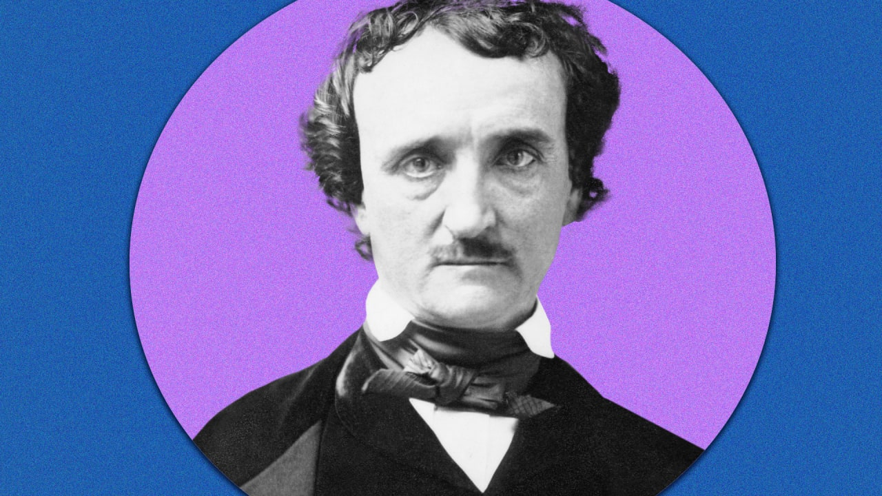 Edgar Allan Poe probably didn't commit suicide, says computer textual analysis