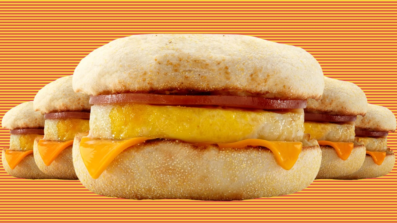 How to get your free McDonald's Egg McMuffin on 'National Egg McMuffin Day'
