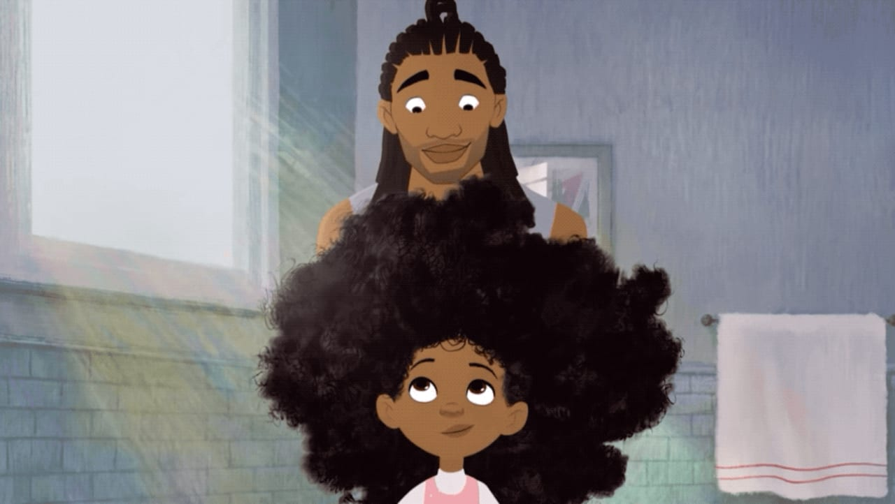 How Dove is playing it cool with Oscar-nominated animated short film 'Hair Love'