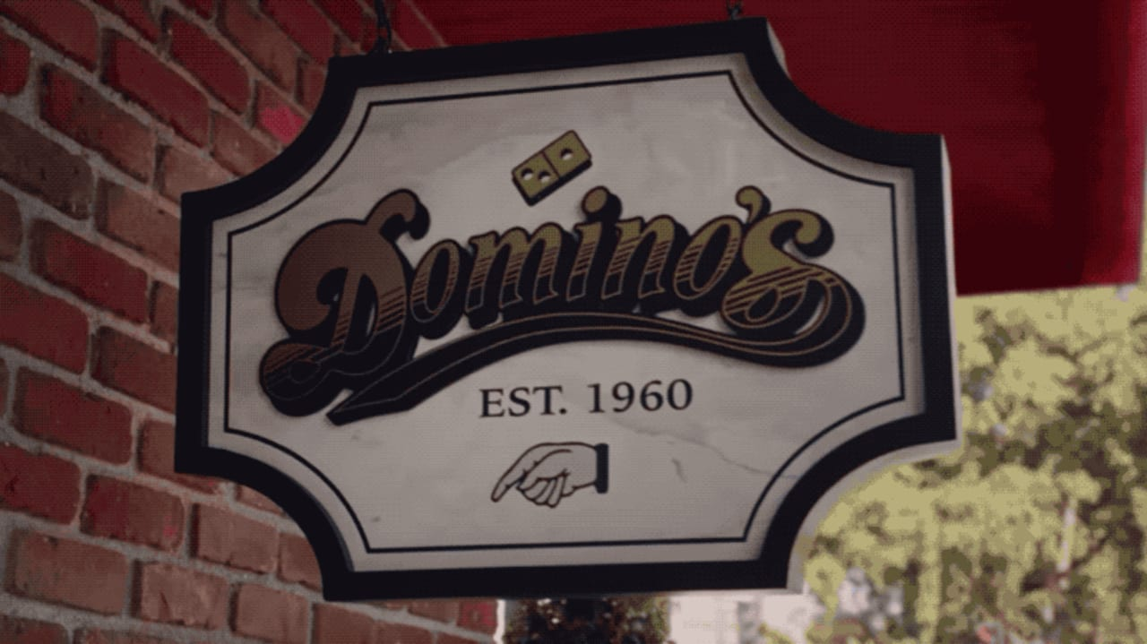 New Domino's ad goes full gentrification and turns Cheers into a pizza place