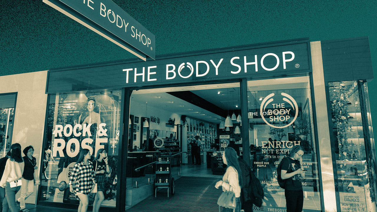 The Body Shop will start hiring the first person who applies for any retail job