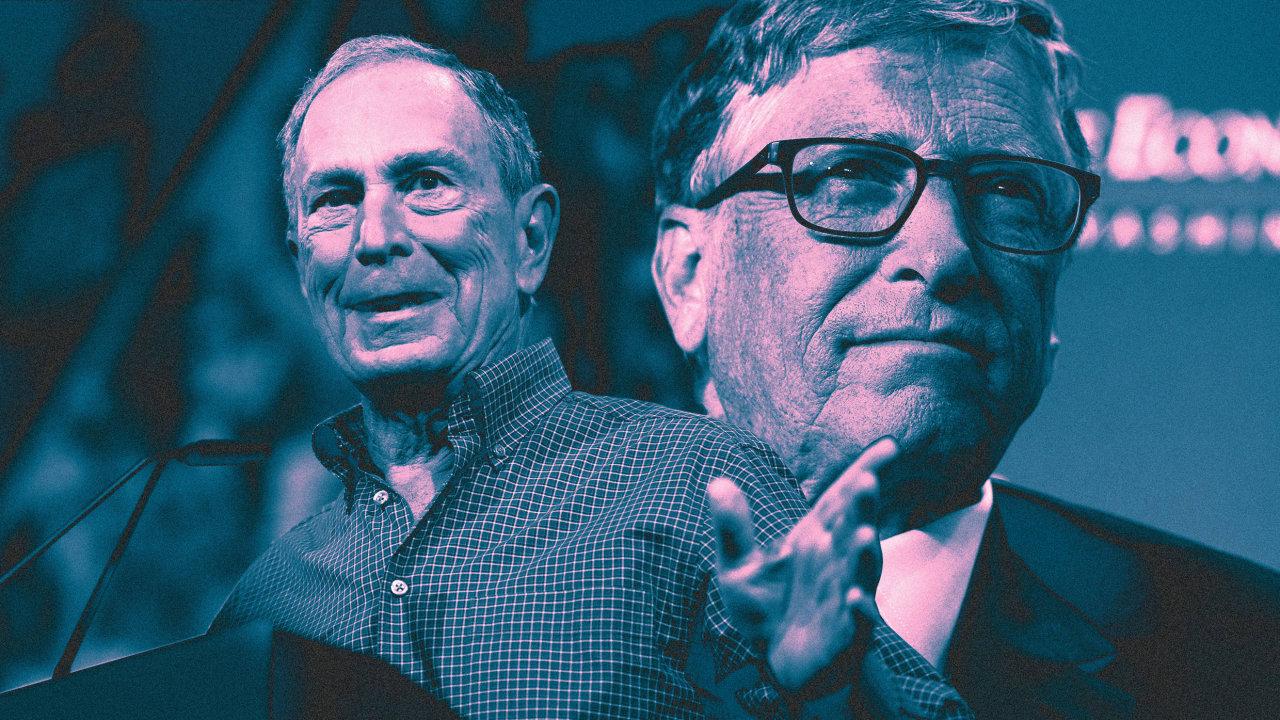 Bloomberg, Gates foundations announce initiatives to help coronavirus response