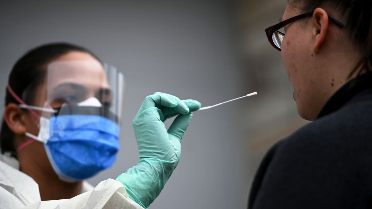 How does the coronavirus test work? 5 questions answered