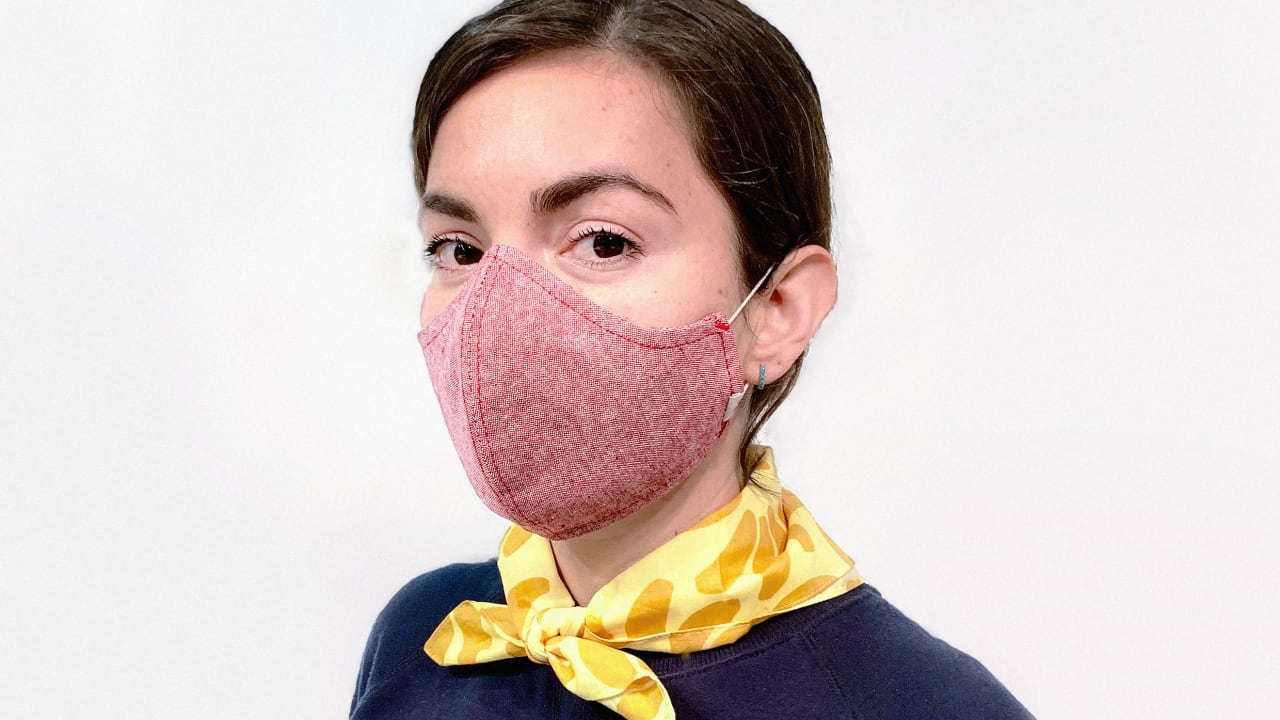 How your business can help fight coronavirus: One brand's pivot to making masks