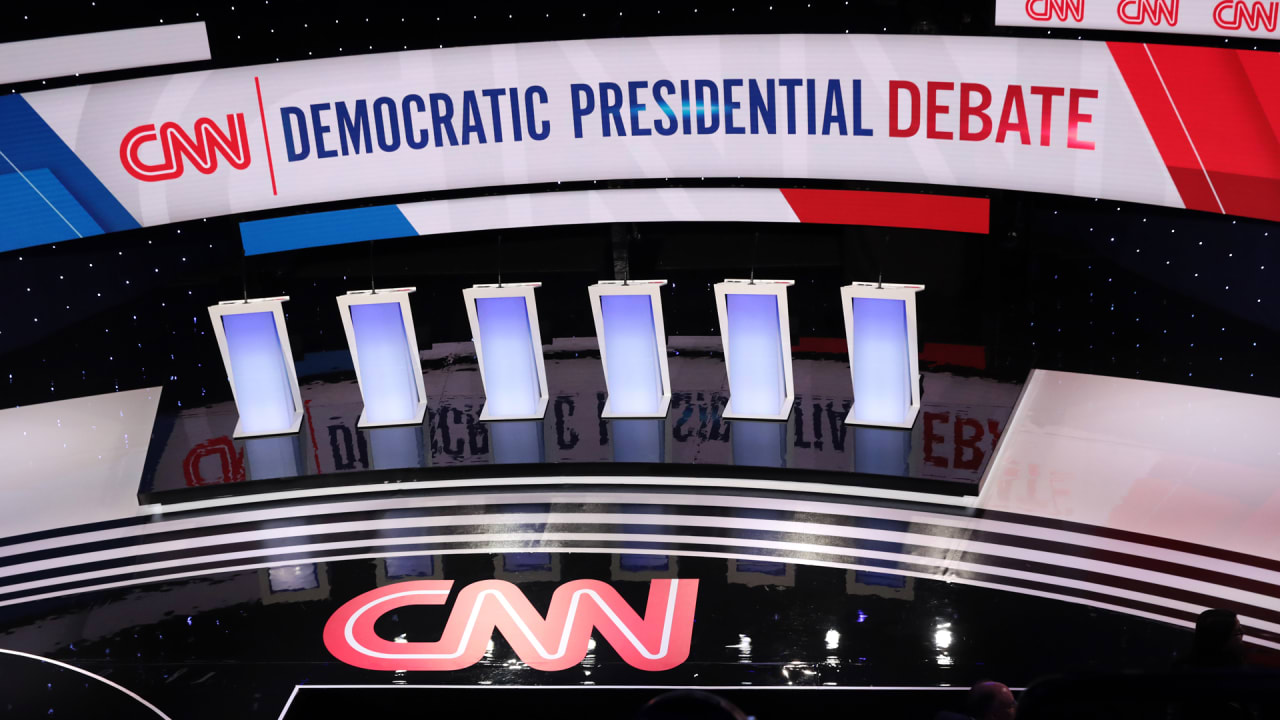 Cnn Live Stream Watch Democratic Debate Free Without Cable