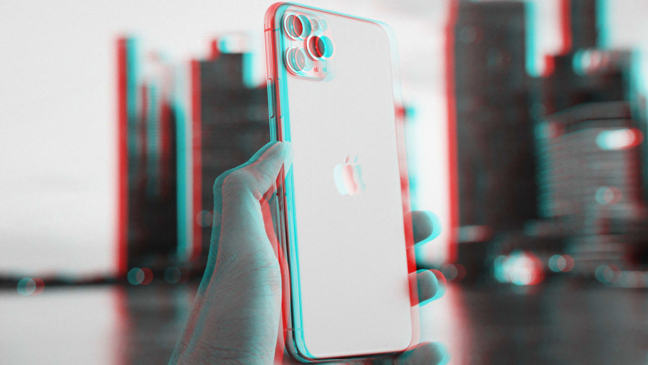 "The next iPhone will get a ""world facing"" 3D camera"
