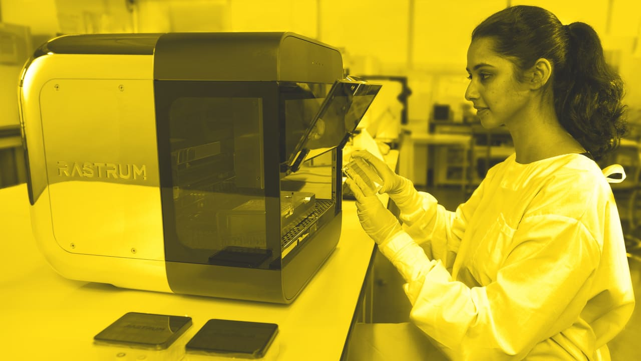 This 3D printer produces living cancer cells so scientists can test drugs on the real thing