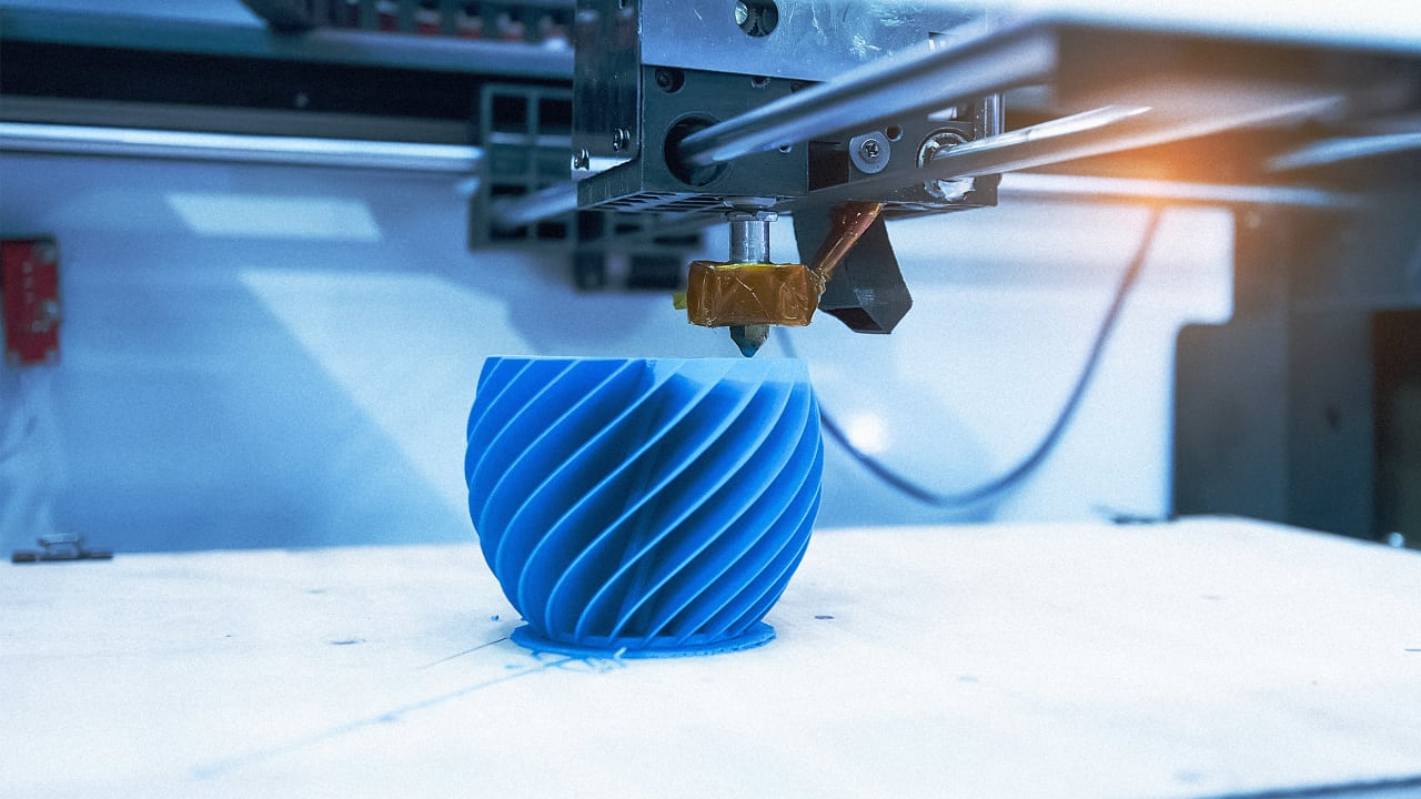 The 3D printing revolution is finally here