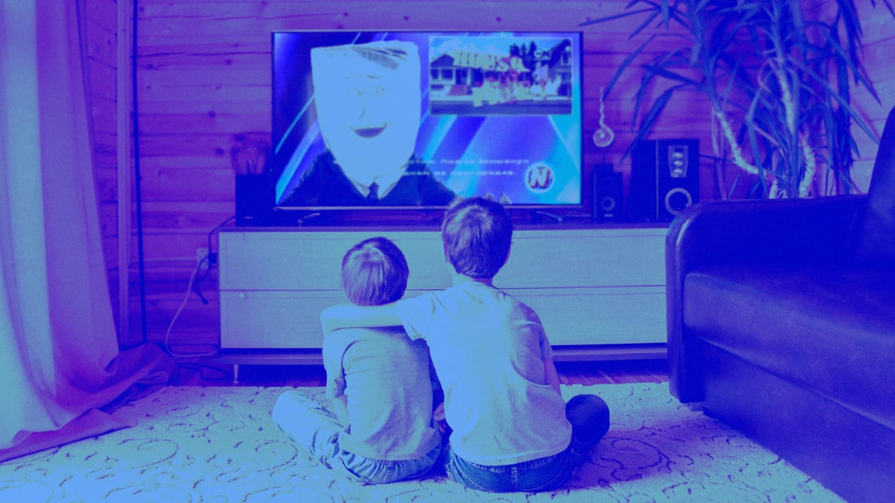 Why we're letting our kids binge-watch TV during lockdown