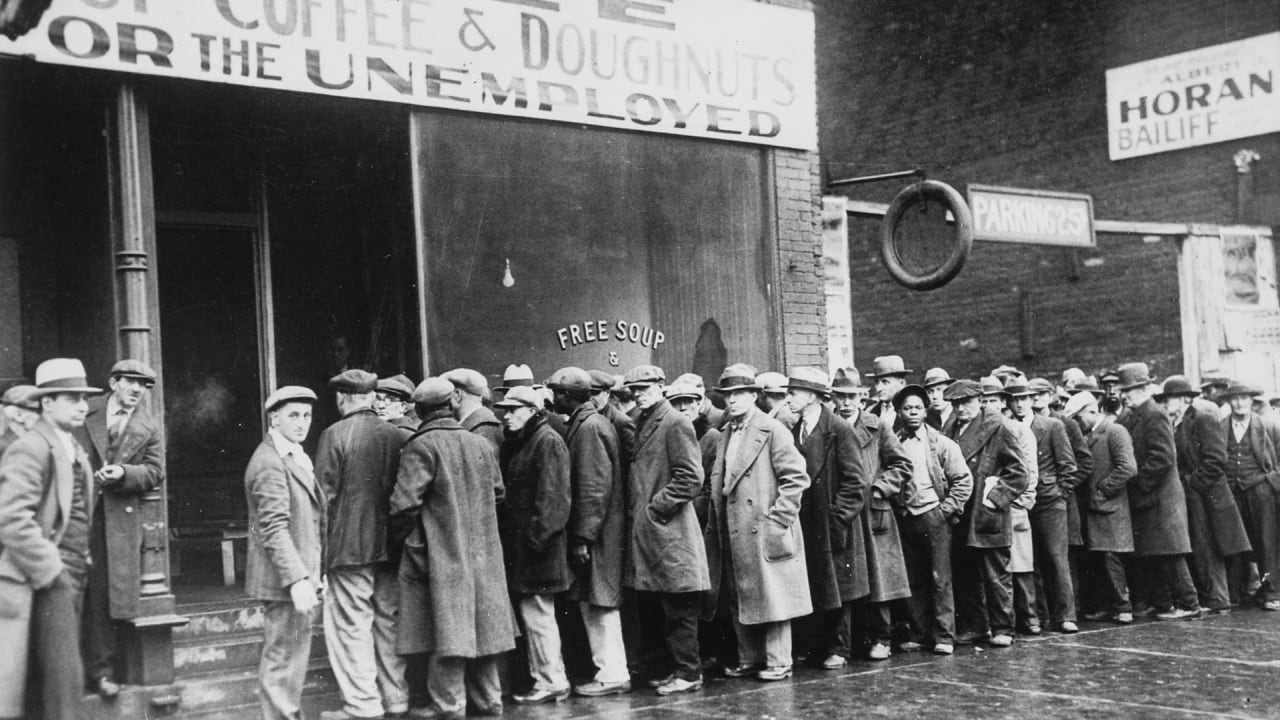 Top economist: The 1930s Depression was 'Great.' This one might be greater