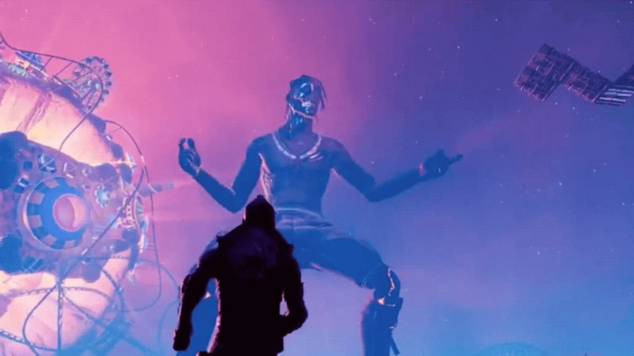 Travis Scott's Astronomical 'Fortnite' tour exploded the idea of what a concert can be