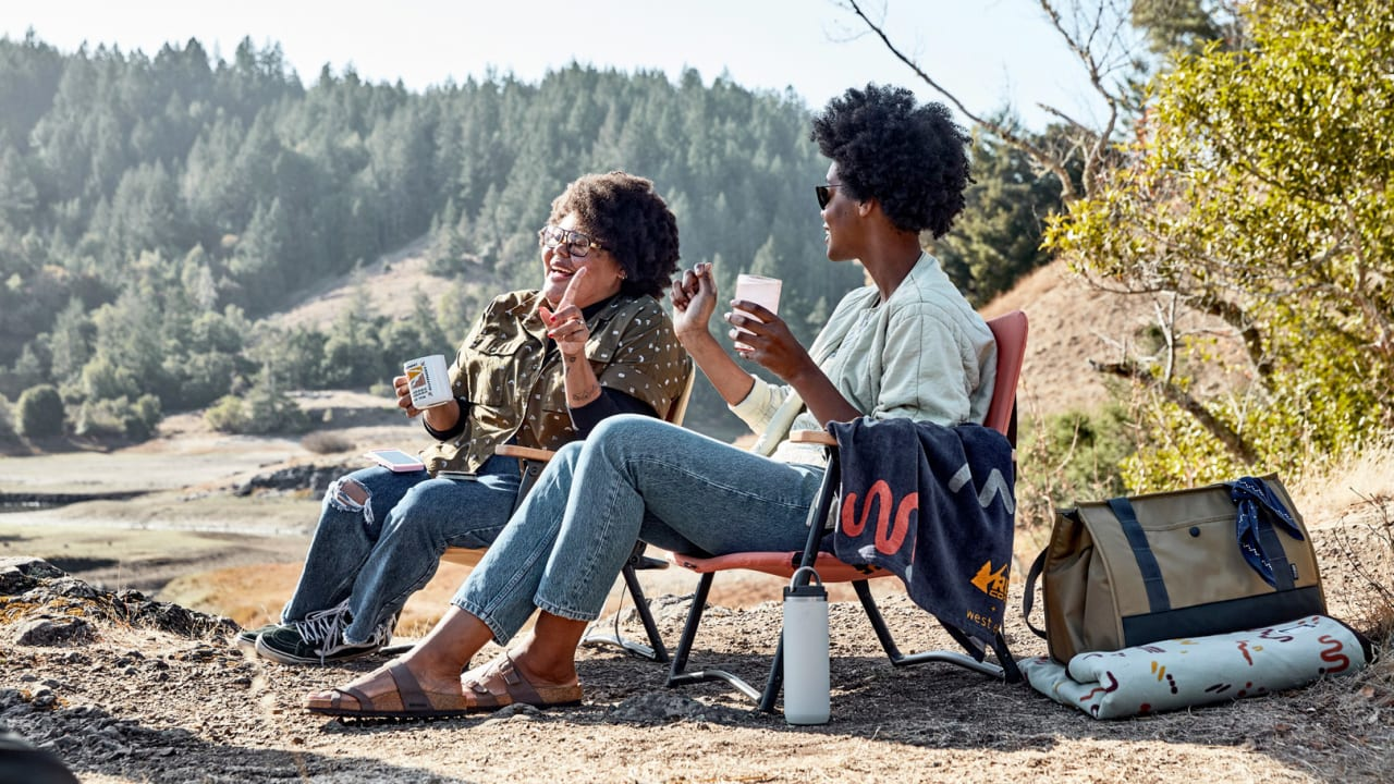 West Elm and REI collaborate on new products for all our summer staycations