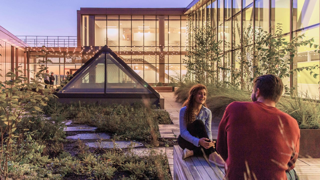 These are the 10 best sustainable buildings of 2020
