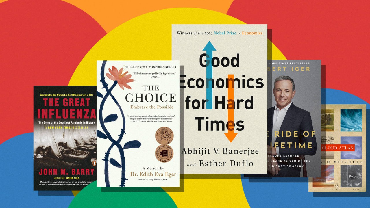 The 5 books Bill Gates says you should read in the pandemic summer