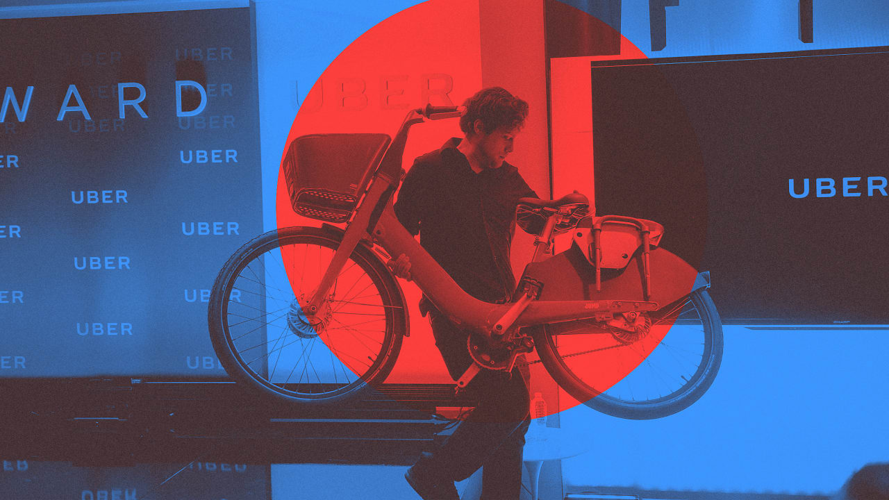 Uber just destroyed thousands of electric bikes