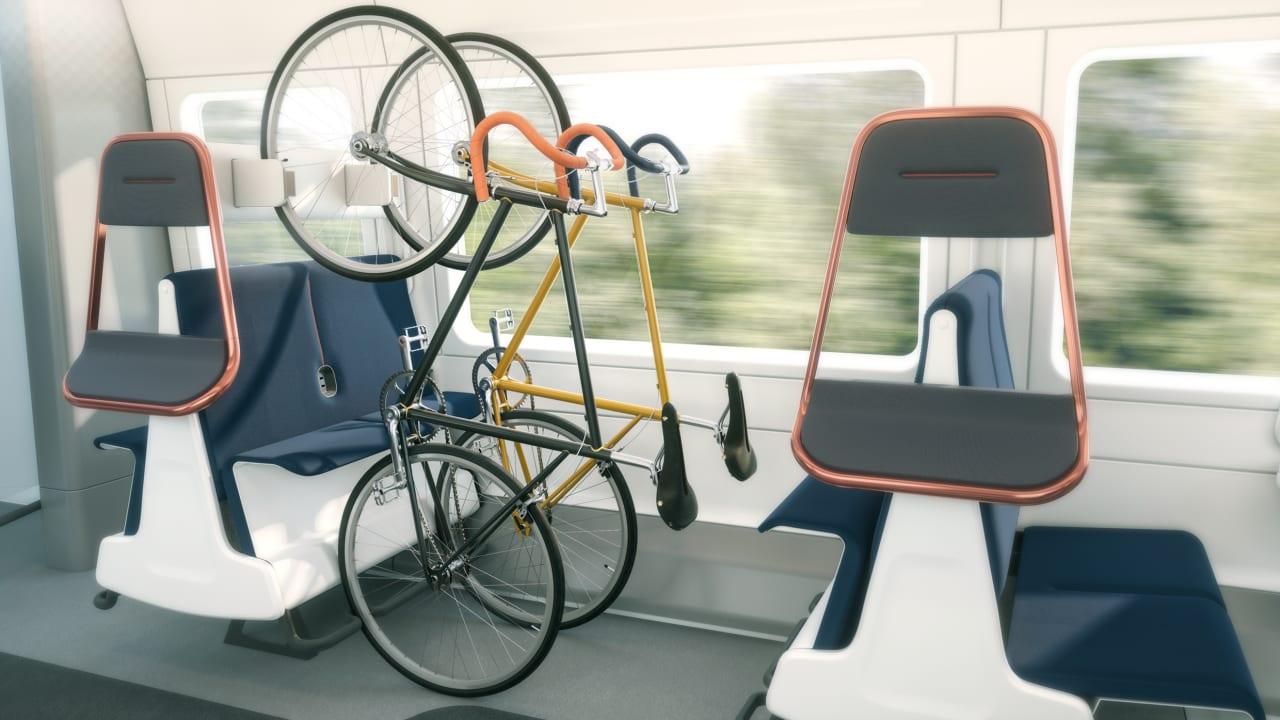 How social distancing could make public transportation more bike-friendly