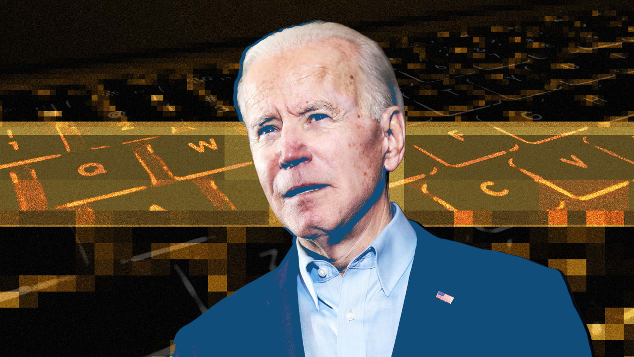 p 1 covid 19 has made the 2020 campaign virtual thats a disaster for biden