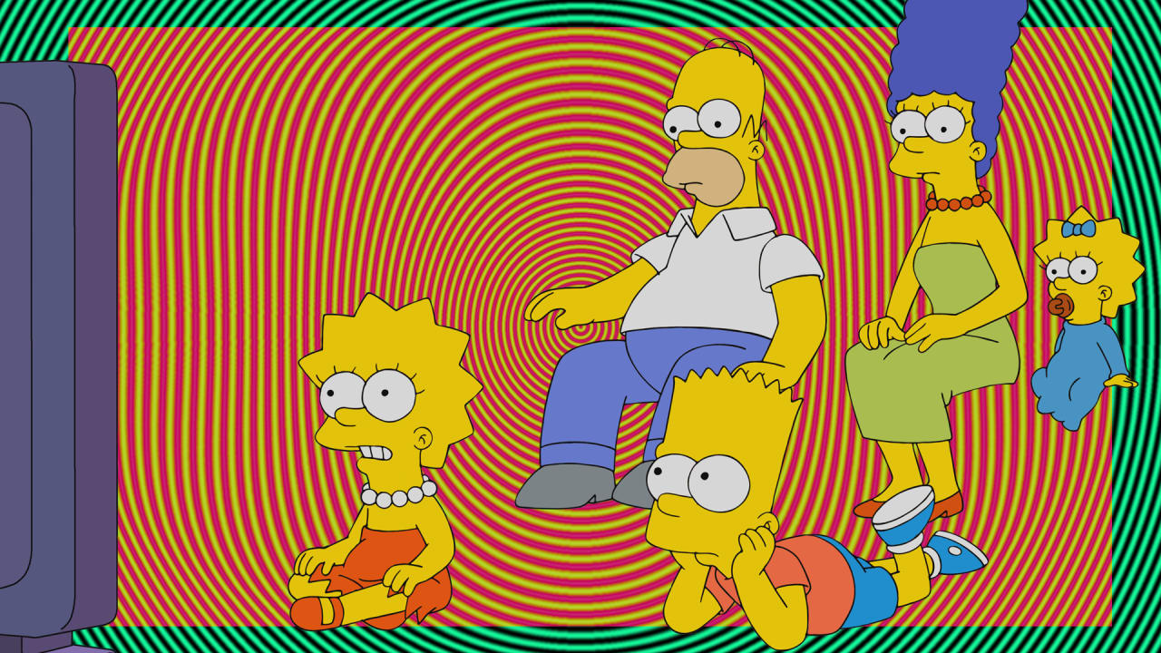 This fun, interactive graph shows how long every 'Simpsons' prediction took to come true