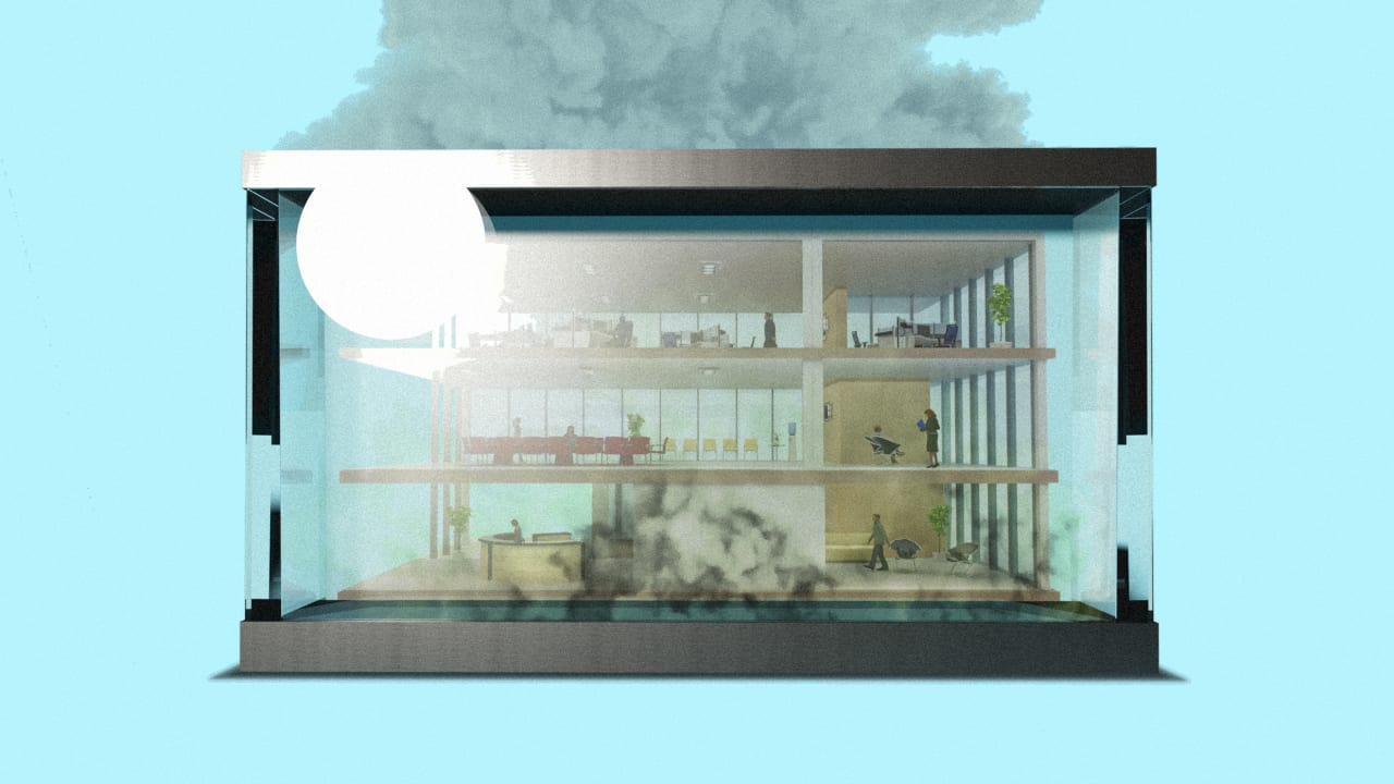 We spend 90% of our time inside—why don't we care that indoor air is so polluted?