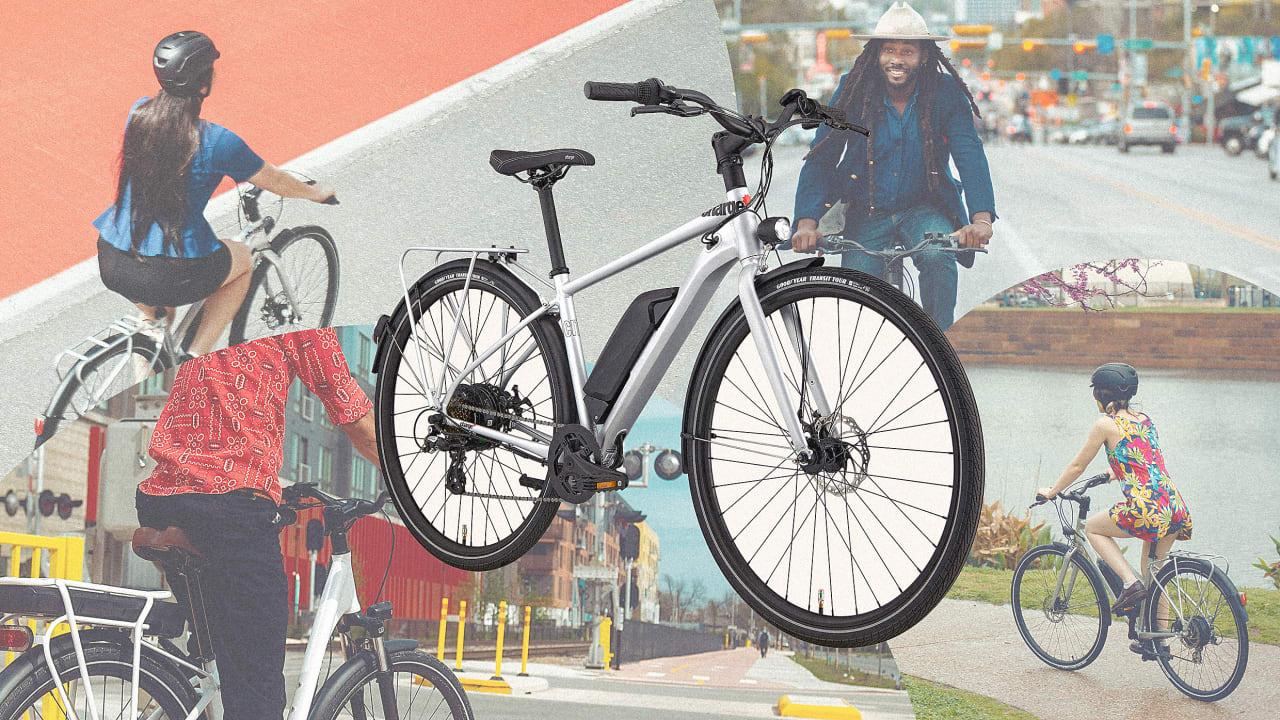 Biking - cover