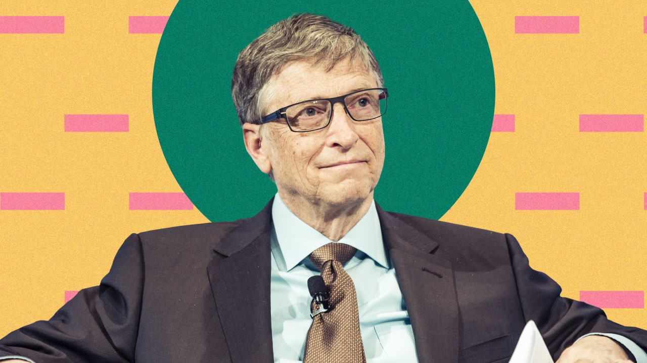 Bill Gates thinks the COVID-19 conspiracies about him are 'bizarre'