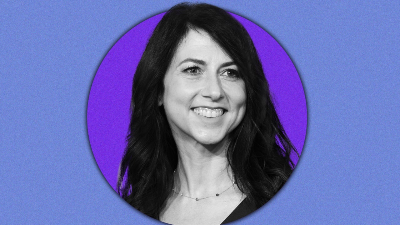 MacKenzie Bezos unveils her first public philanthropic effort—with a famous partner