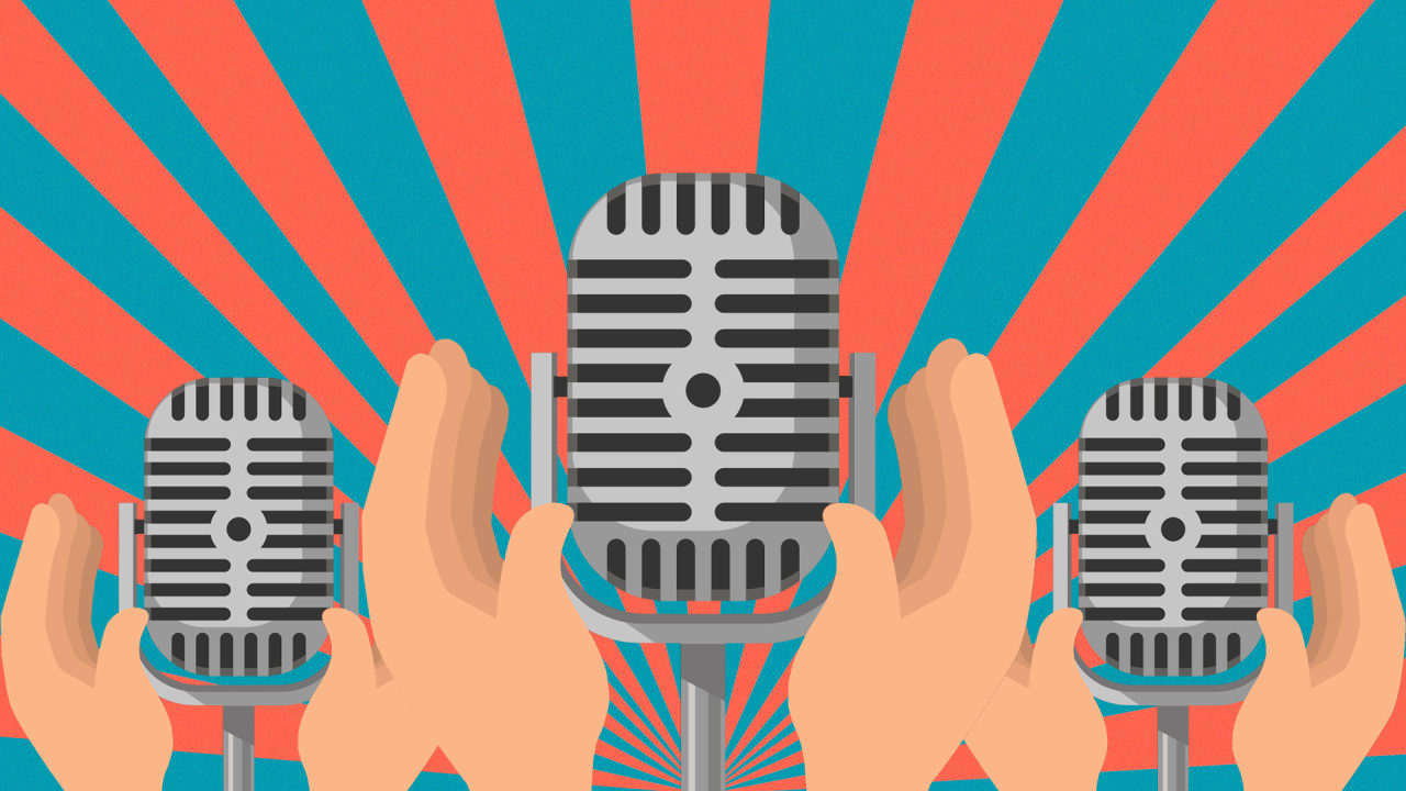 Podcasting's best listener launches his own podcast about podcasting. Is this 'peak podcast'?