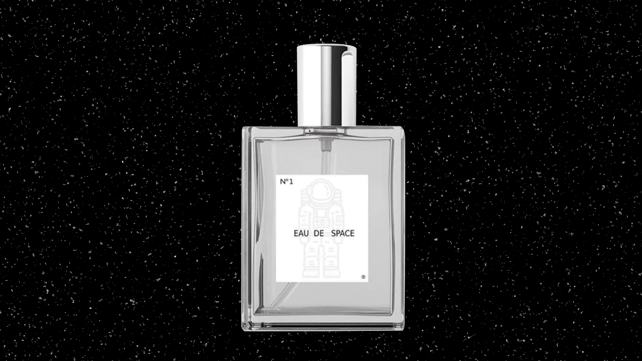 You can now smell like space, with this new NASA-inspired fragrance