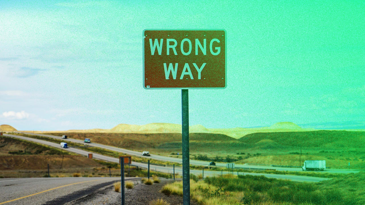 It's okay to be wrong. But only if you admit it