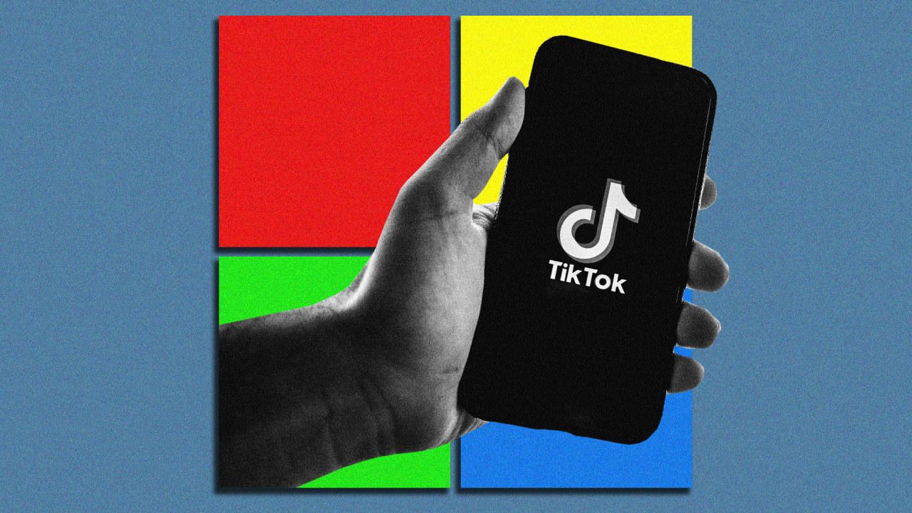 Microsoft reportedly in talks to buy TikTok in U.S.