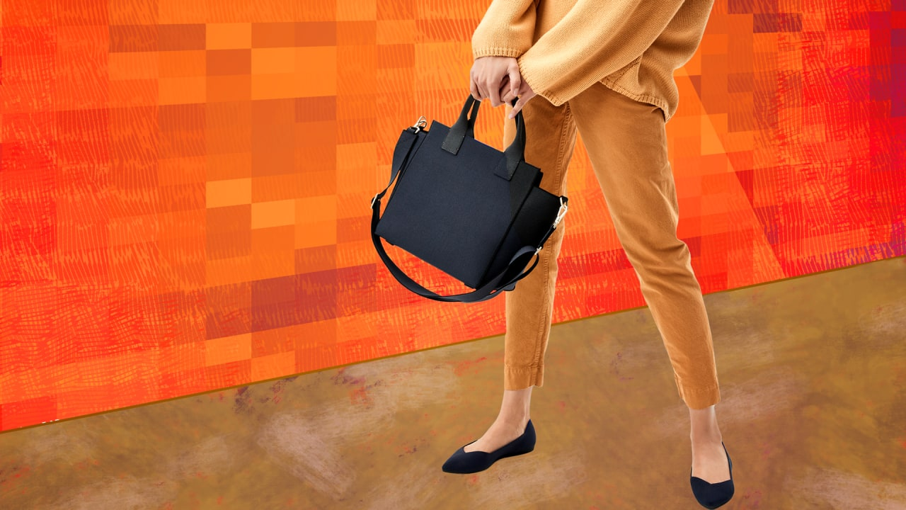It's time to find a work-life bag that matches your new work life: one that's casual, cleanable, and ready for anything