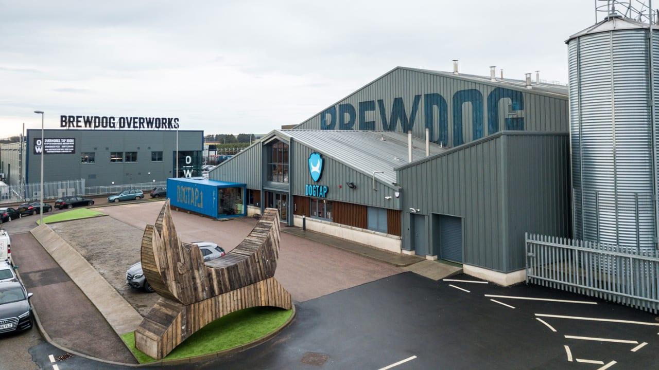 Scottish Brewery Brewdog Is Radically Reducing Its Footprint