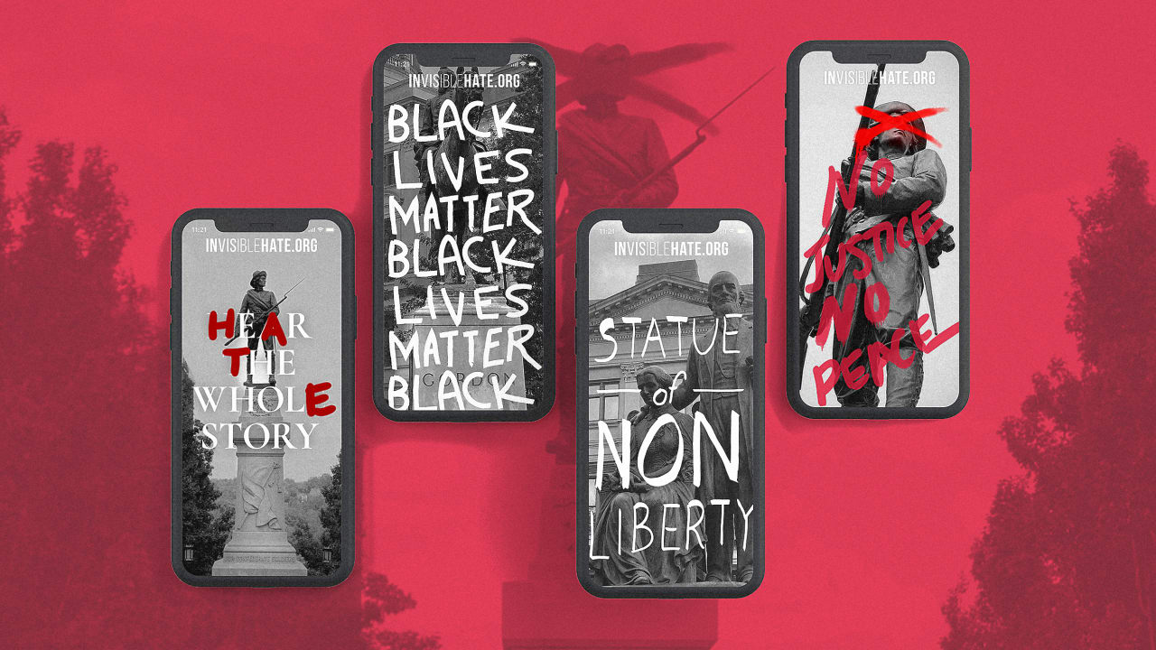 NAACP app Invisible Hate exposes racist symbols in the U.S.