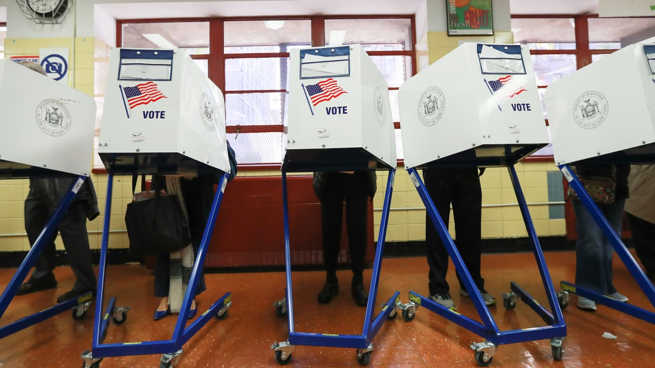 What becoming a poll worker taught me about securing the 2020 election