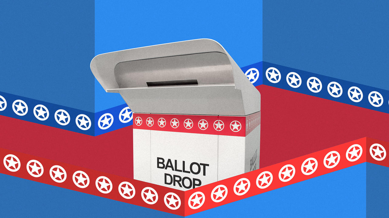 Perfectly safe, wildly underused: The ballot box epitomizes all that's wrong with the 2020 election